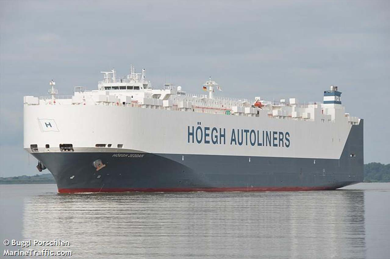 Hoegh Autoliners: IMO 2020 – Don't scrub it! Says CEO