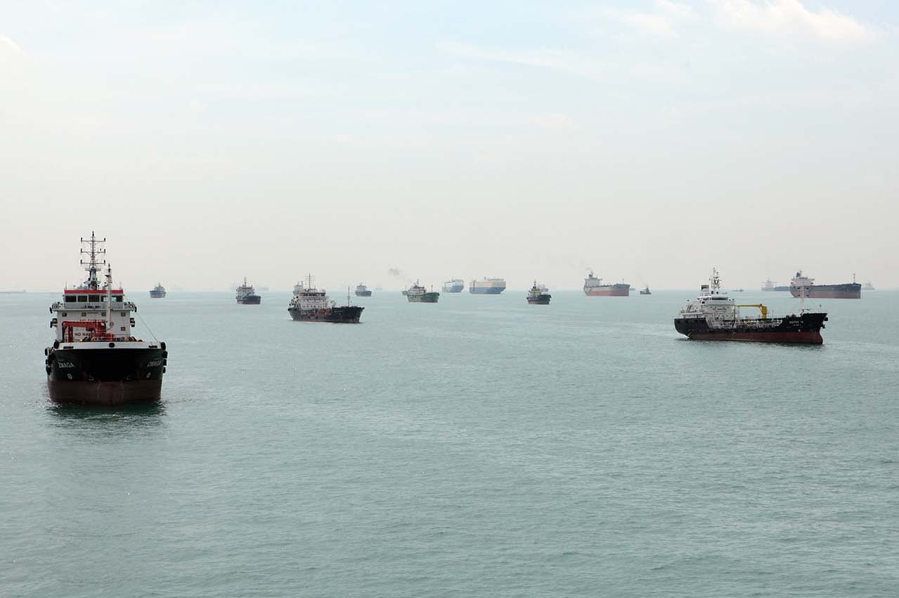The Barrel Oil drops out of Singapore accredited bunker supplier list