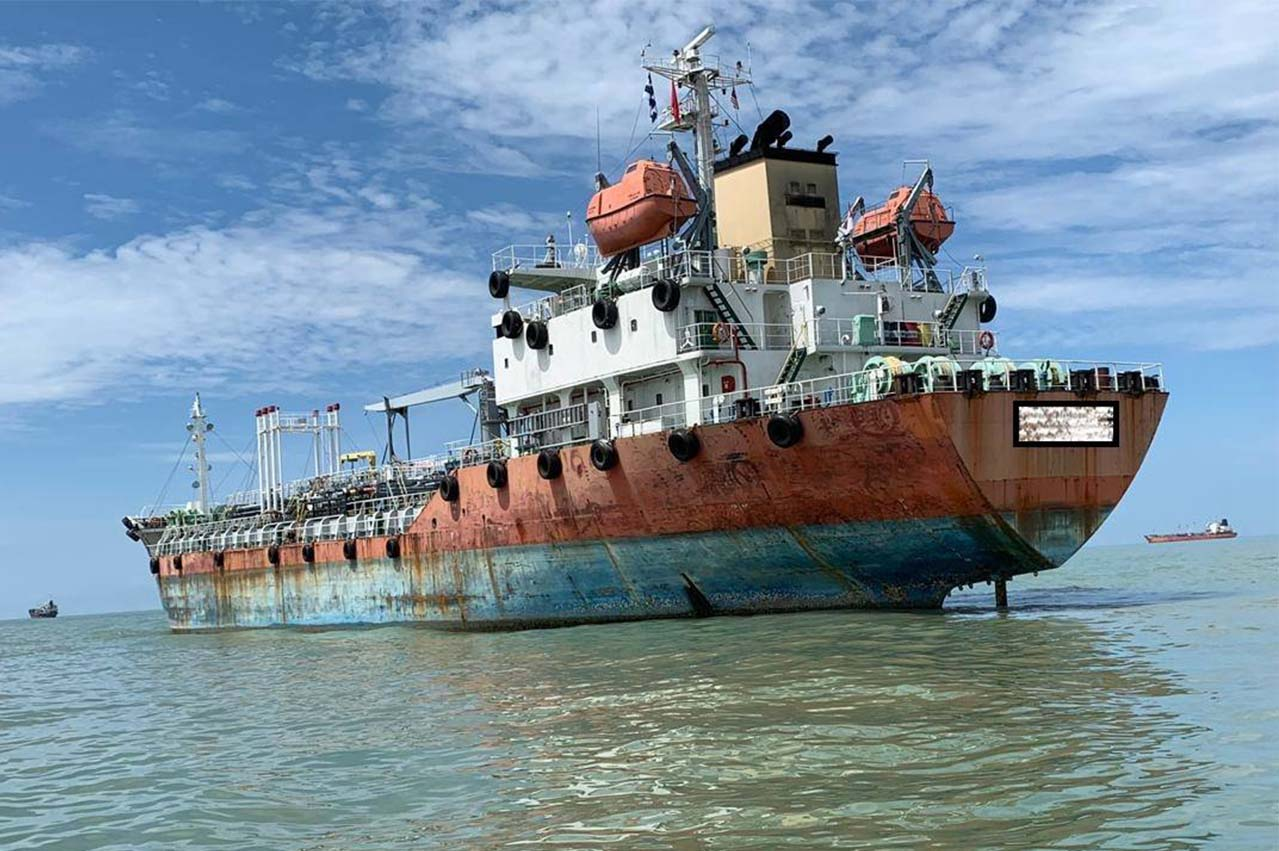 Malaysia: MMEA detains unidentified tanker at Pengerang in Johor