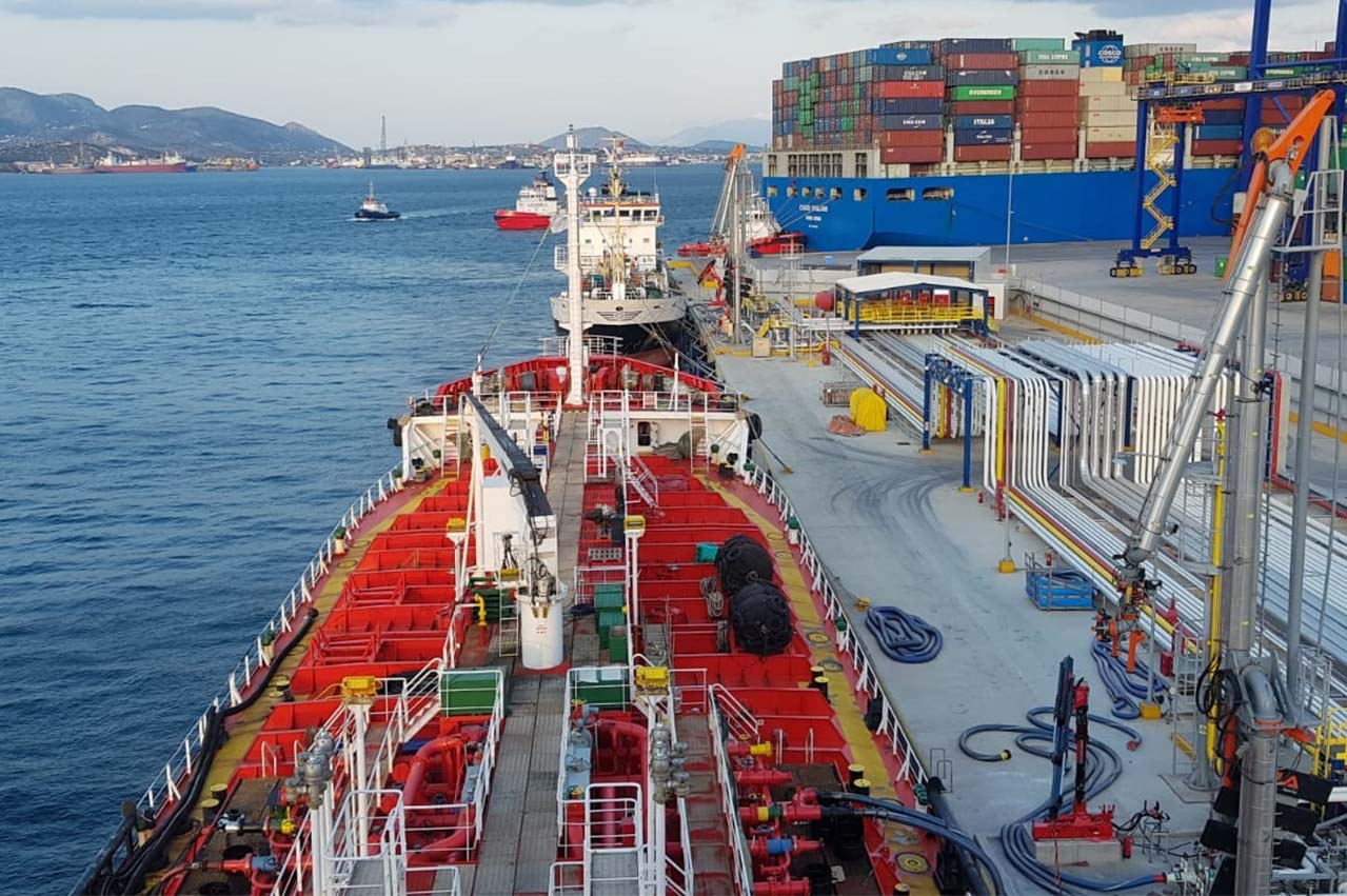 Accredited TR 48 MFM bunkering operations spread to Port of Piraeus, Greece