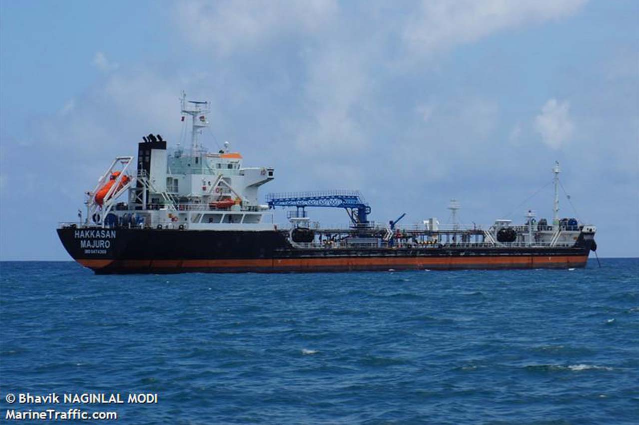 Stonewin starts IMO 2020 compliant VLSFO 0.5% offers at Port Louis