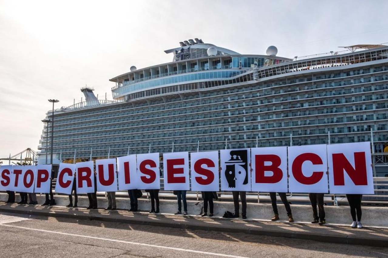 T&E: First gas-powered cruise ship is not 'sustainable tourism'