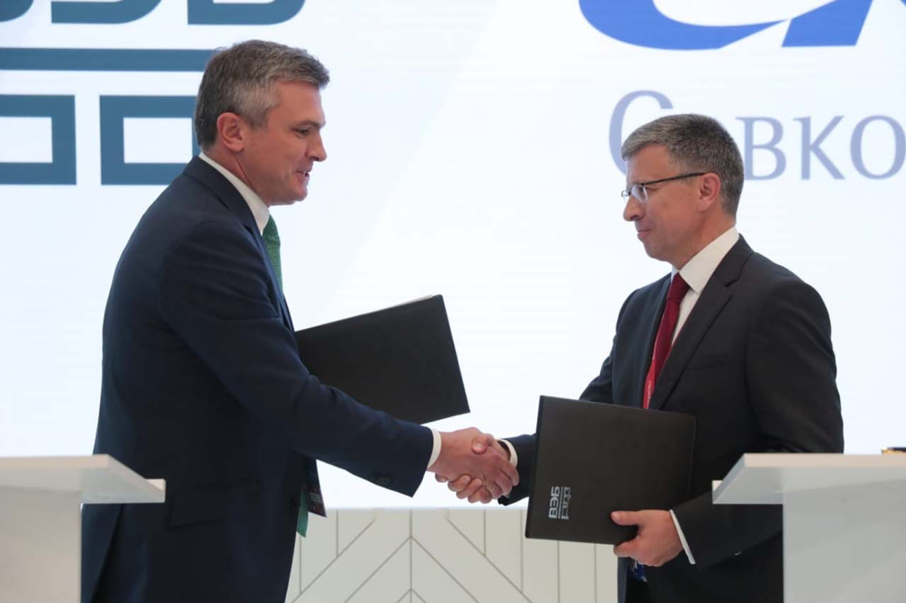 VEB.RF Group provides financing for Sovcomflot LNG-fuelled MR tankers
