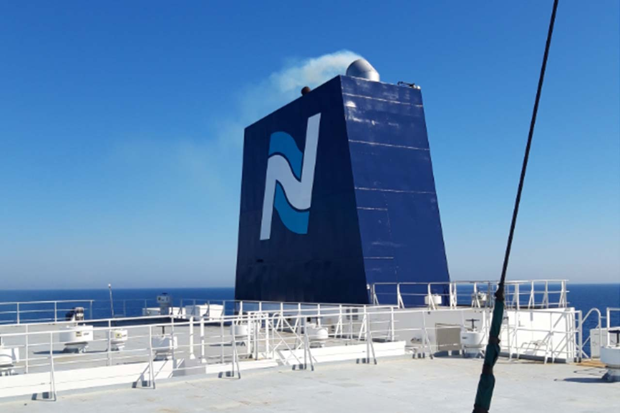 IMO 2020: Neptune Lines equips 10 car carriers with hybrid scrubbers