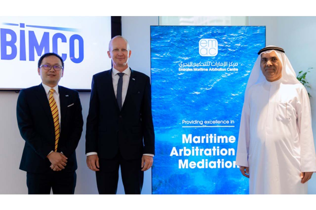Emirates Maritime Arbitration Centre hosts BIMCO Bunker Terms Seminar