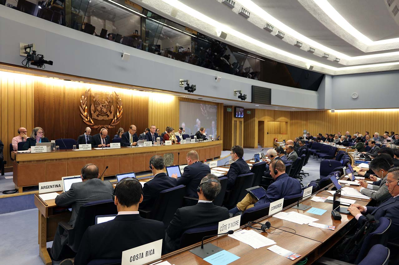 IMO: MSC 101 session adopts resolutions to enhance IMO 2020 fuel safety