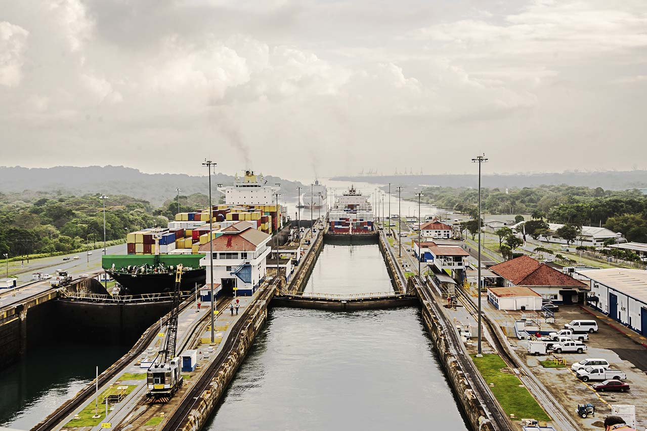 Panama Canal March, April, May bunker volumes down on year