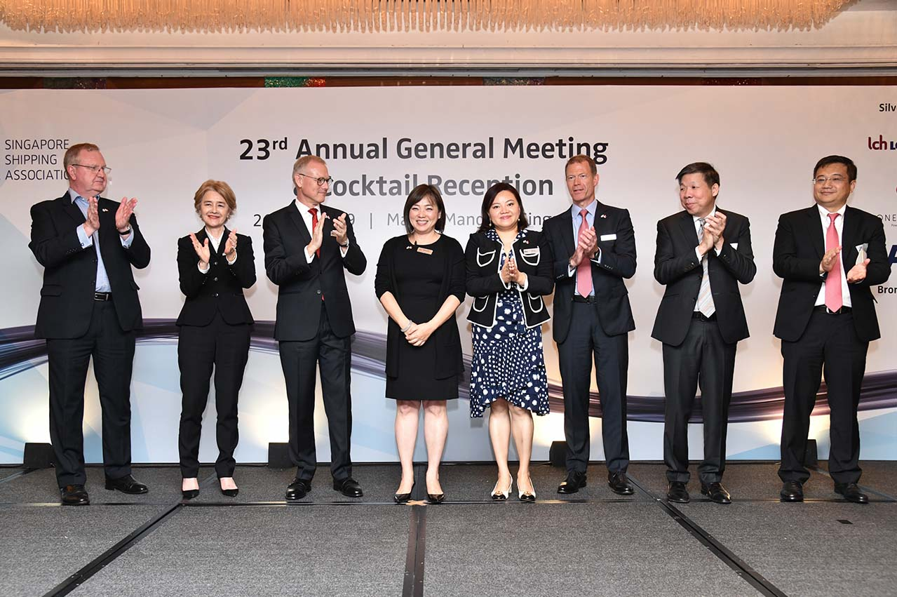 Hong Lam Marine Chief Executive becomes SSA's first female President