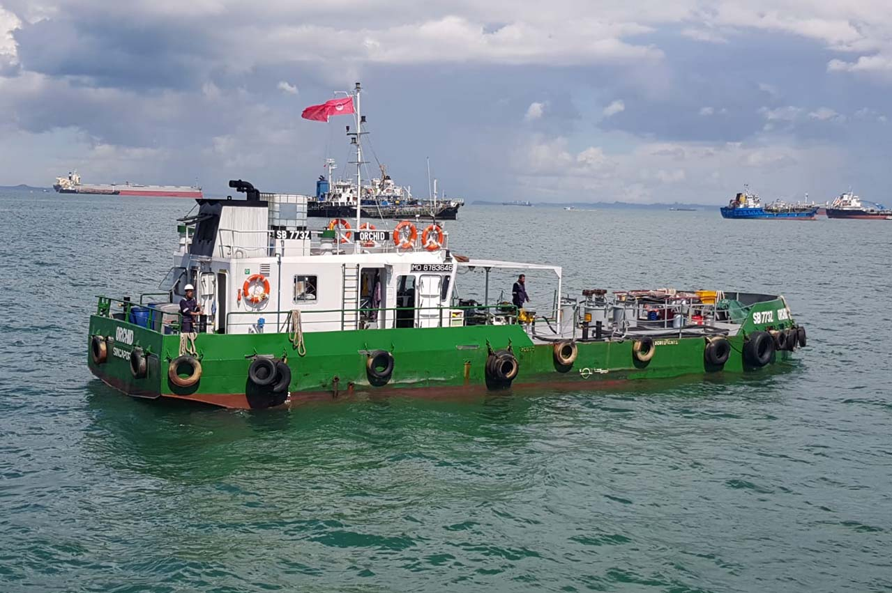 Singapore: MFM bunkering systems for distillates take precision to another level