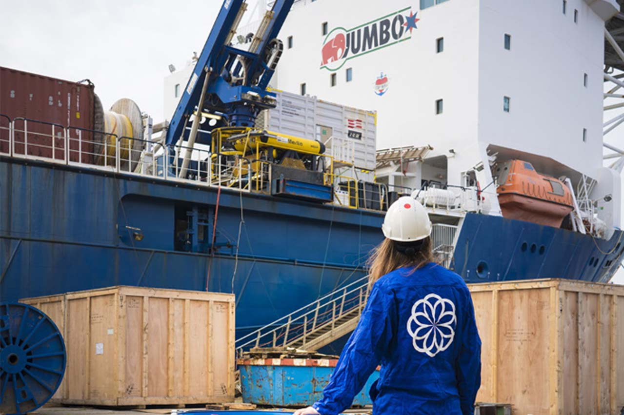 Jumbo and GoodFuels in joint initiative to test marine Bio-Fuel Oil