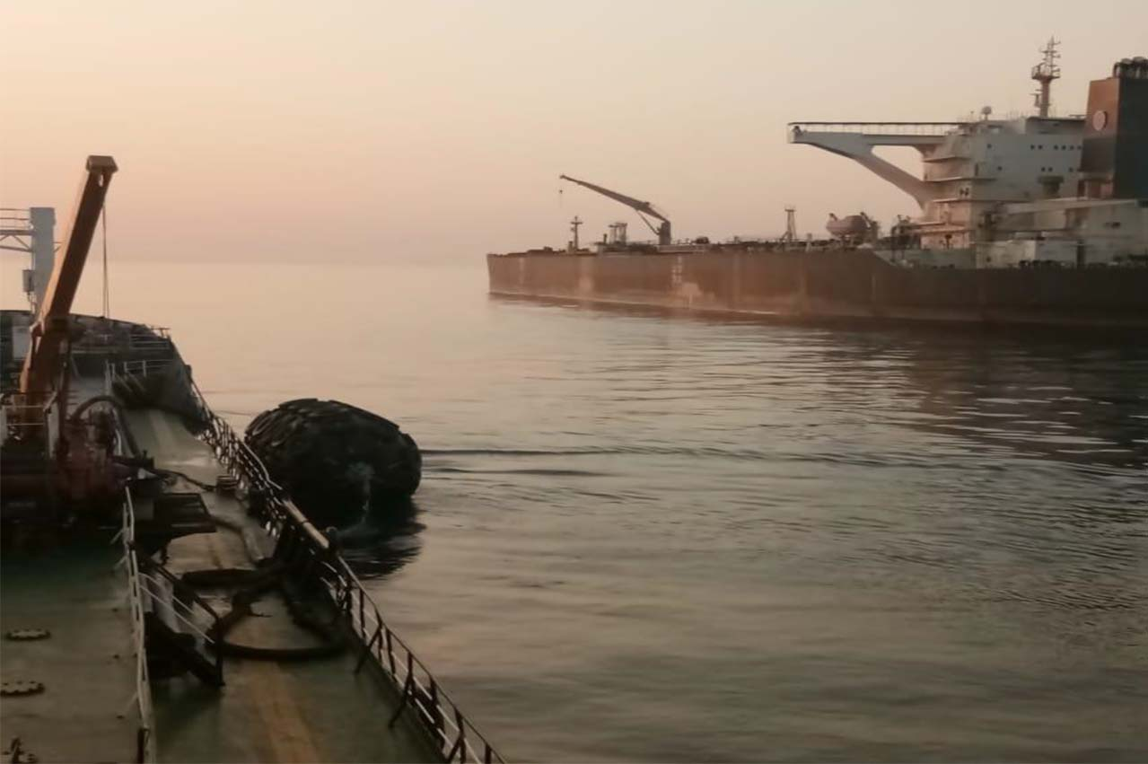 Sea-crown Marine services readies for IMO 2020 operations at Iraq