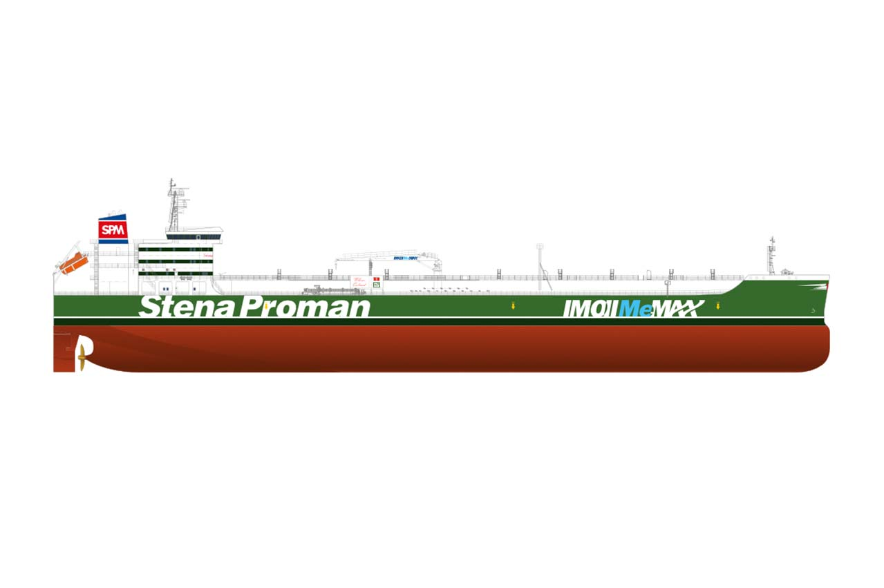 Proman Shipping in methanol-fuelled JV with Stena Bulk