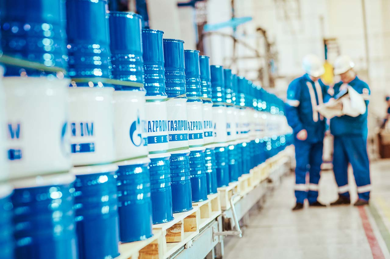 Gazprom Neft establishes a Singapore subsidiary for marine lubes business