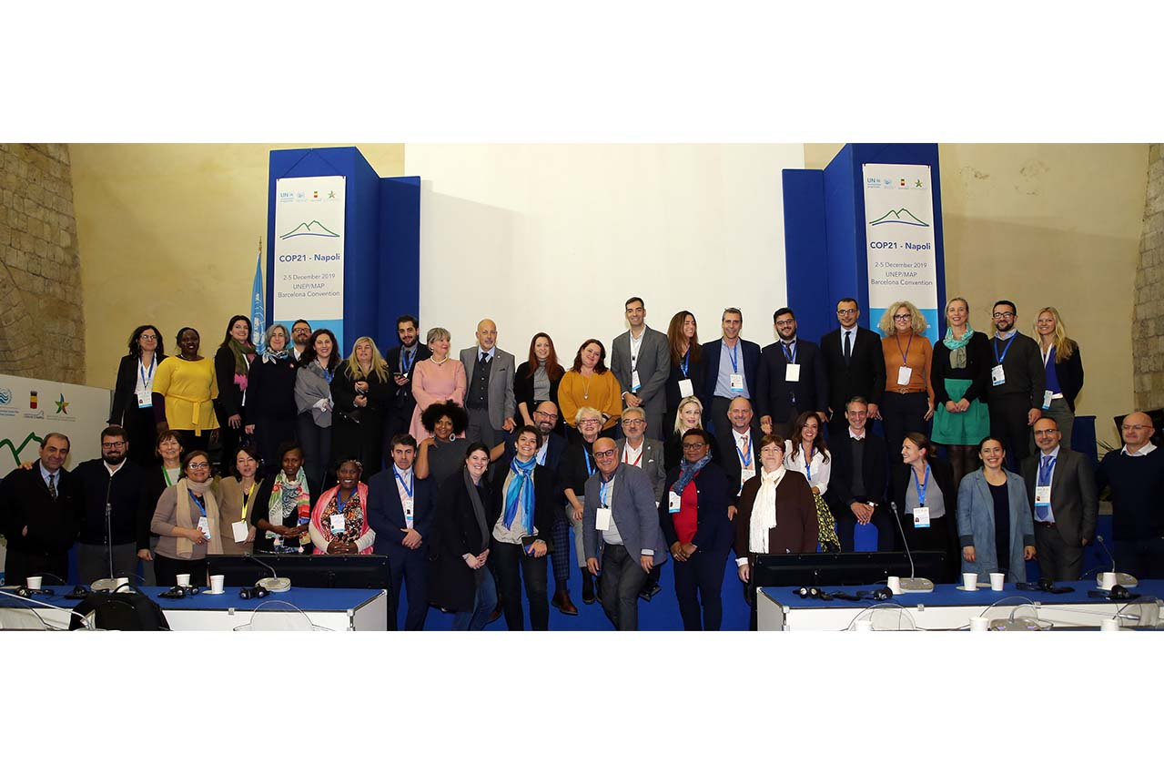 COP 21 ends with roadmap for adoption of possible Mediterranean ECA