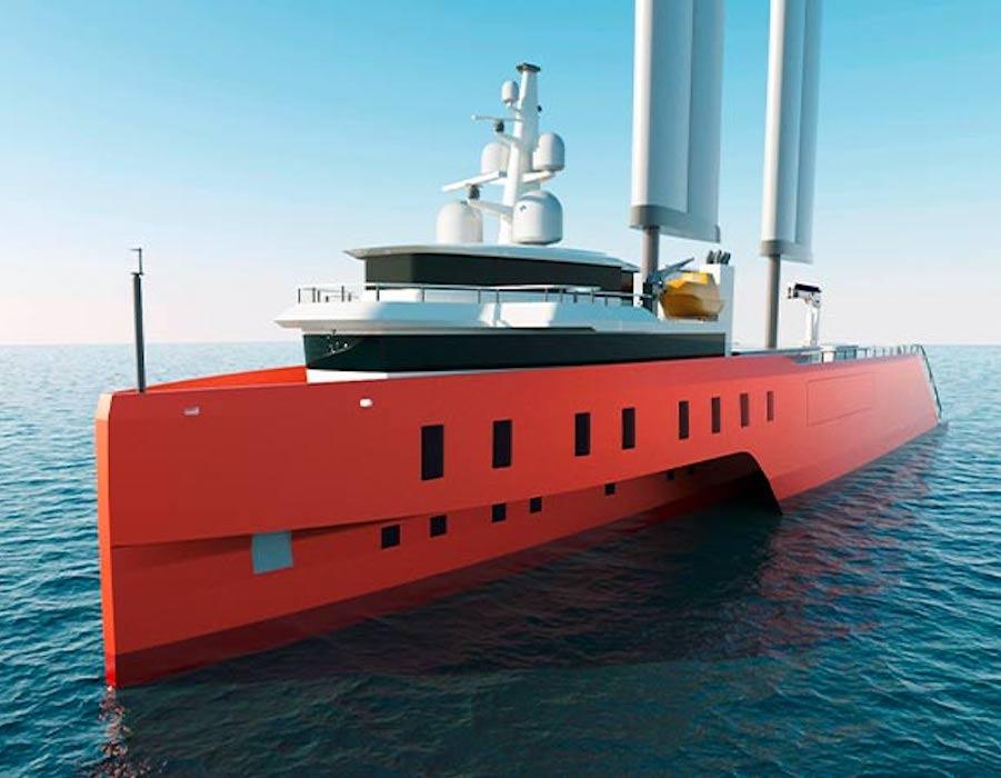 DNV GL: Wind Ships Ahead
