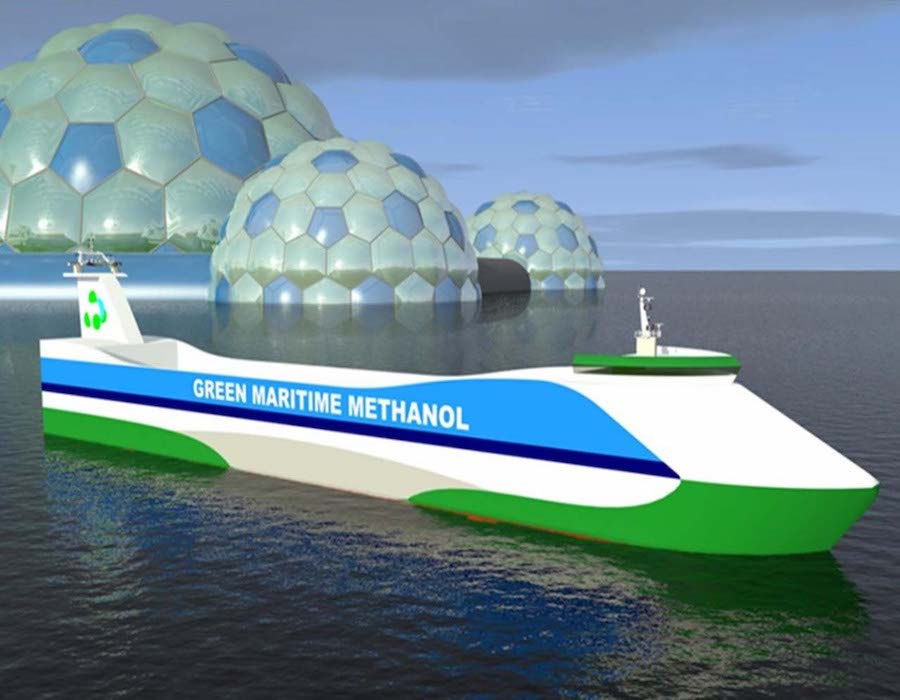 Green Maritime Methanol begins engine trials on 100% methanol bunker fuel