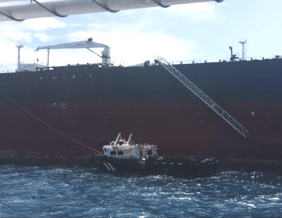 Malaysia: MMEA detains oil tanker and two Singapore-registered supply boats