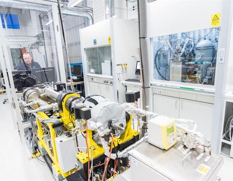 Wärtsilä begins ammonia testing to advance future marine fuel capabilities