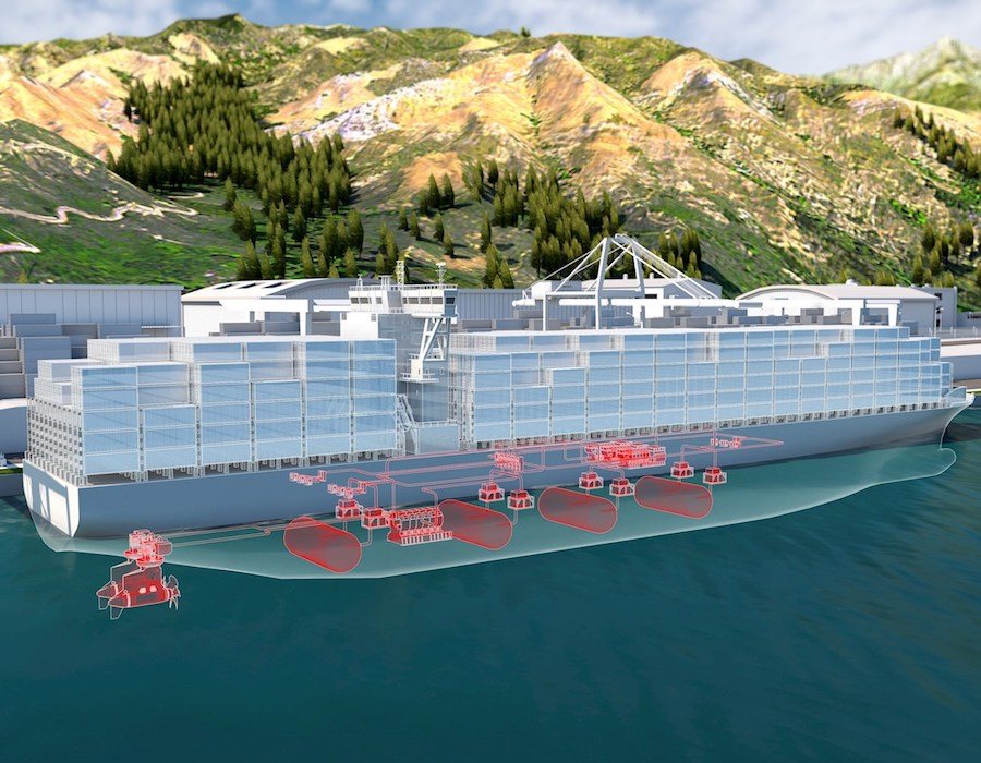 ABB signs MOU to manufacture fuel cell systems to power ocean-going vessels