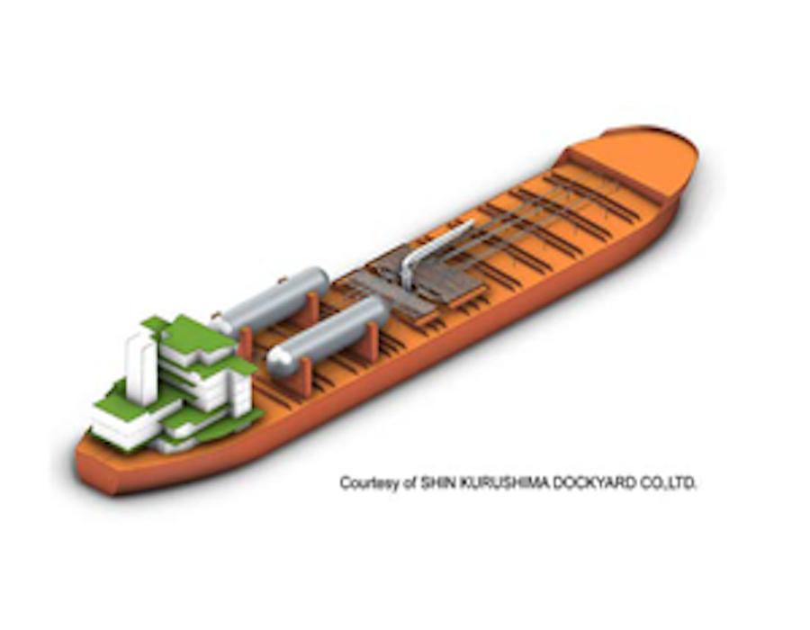 Class NK grants AiP to Shin Kurushima Dockyard for LNG-powered chemical tanker