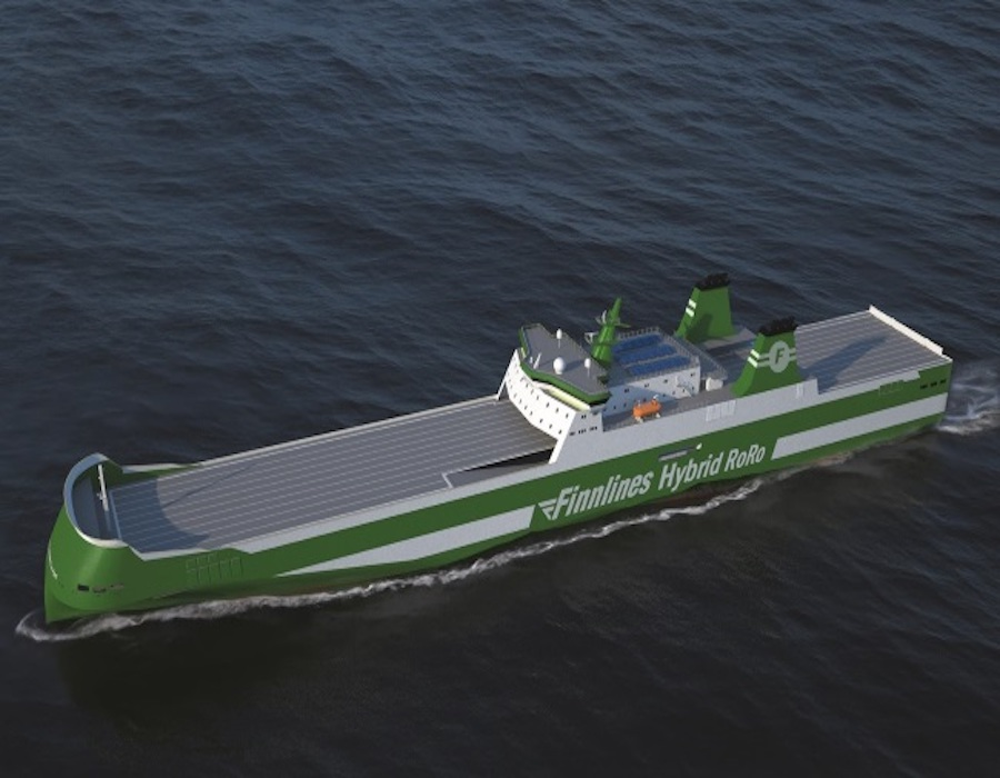Hong Kong-based SeaQuest Marine to supervise construction of Finnlines hybrid Ro-Ro
