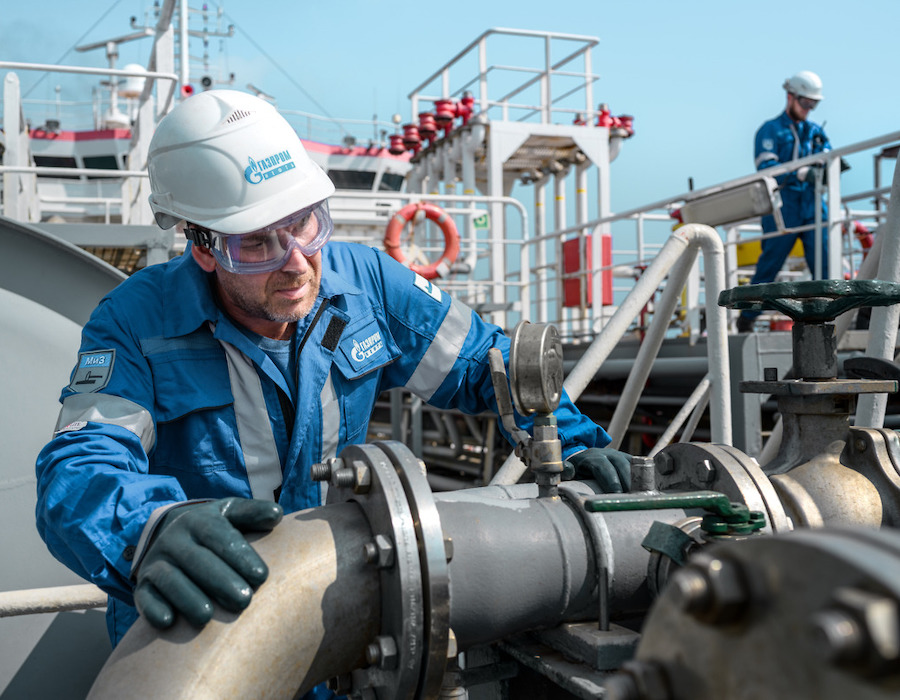 Gazpromneft Marine exceeds 15,000 mt bunker fuel sales in Q1 at Constanta, Romania