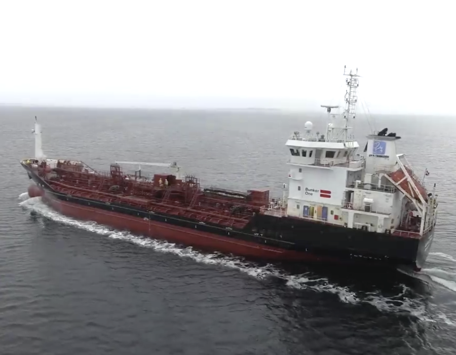 Bunker tanker 'M/T Lillo Swan' seconded from Uni-Tankers joins Bunker One fleet