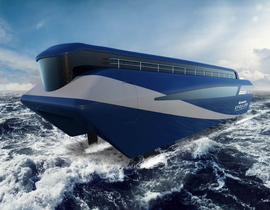 Artemis Technologies receives GBP 60 million funding to build zero emissions ferries