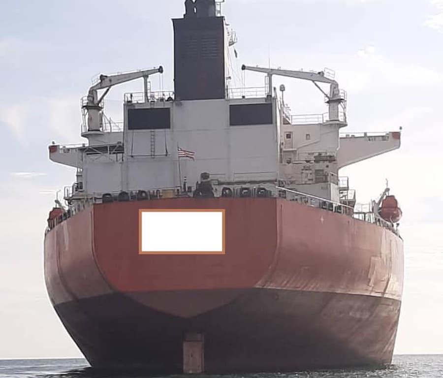 "Malaysia: MMEA Melaka detains Liberian flagged oil tanker ""MT Marquessa"""