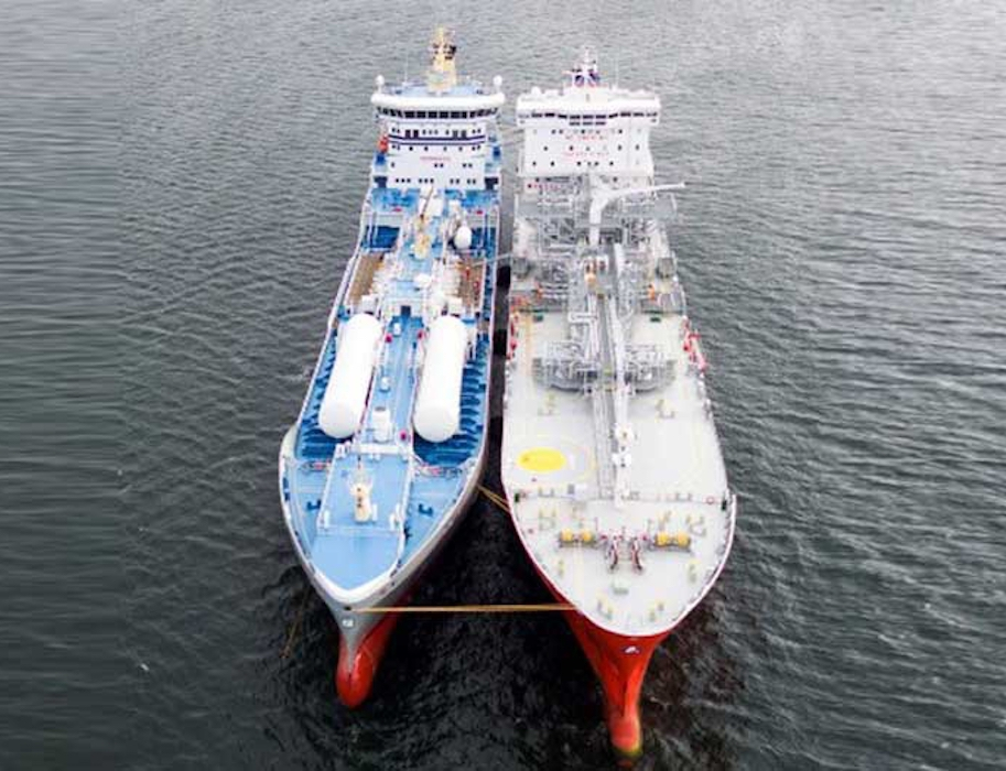 South Korean government opens tender to endorse LNG bunker tanker building project