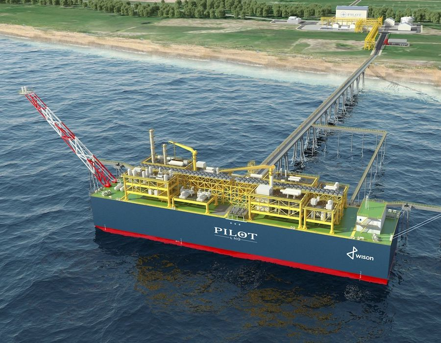 Pilot LNG submits documentation to USCG for proposed LNG Bunker Port at Galveston