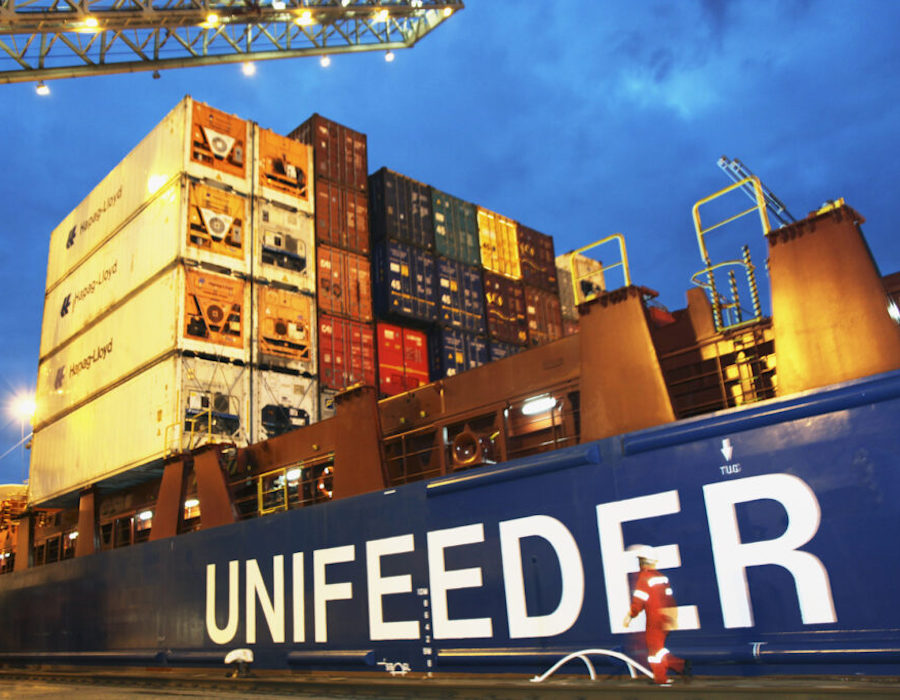 Unifeeder to adopt We4Sea Digital Twin technology to reduce bunker fuel consumption