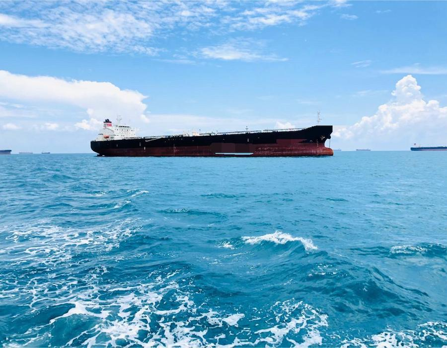 Malaysia: MMEA Johor detains Singapore-flagged VLCC for anchoring without permit