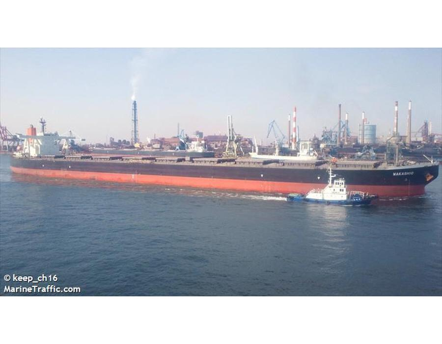 "MOL and Nagashiki Shipping release update on grounded bulk carrier ""MV Wakashio"""