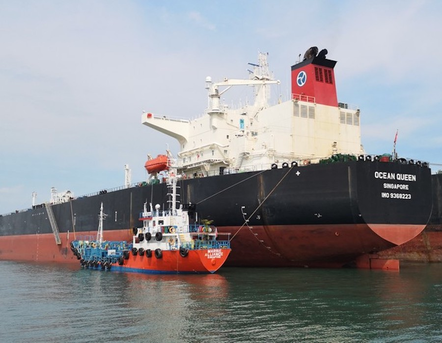 Xihe Group appoints V.Group as technical manager for 16 of its tankers