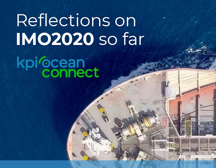 KPI OceanConnect: Five Reflections On IMO 2020