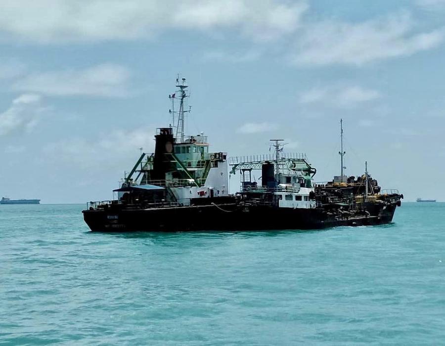 MMEA Johor detains two Malabo-flagged tankers for not having proper documentation