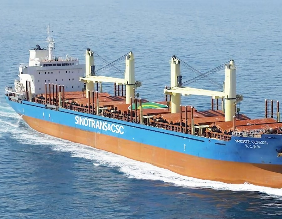 Shanghai shipping Co to reduce CO2 emissions, save bunker fuel with ABB software