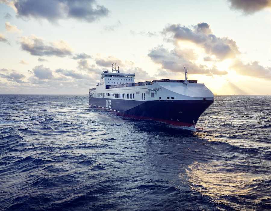 DFDS to employ AI to monitor bunker consumption; uses methanol to reach 2050 goals