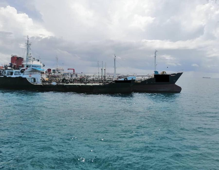 MMEA Johor detains second Mongolian-flagged tanker this week for illegally anchoring
