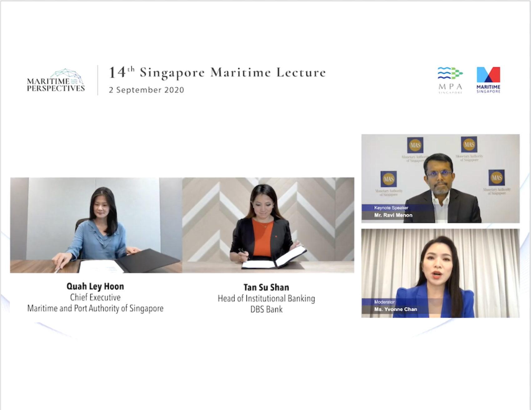 Singapore: MPA partners DBS Bank to digitalise financial services in maritime industry