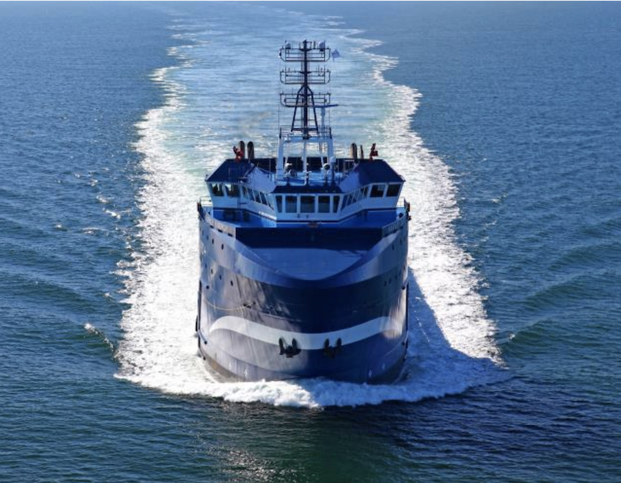 "Harvey Gulf upgrades PSV to become ""Tri-Fuel"" vessel; launches diesel bunkering facility"