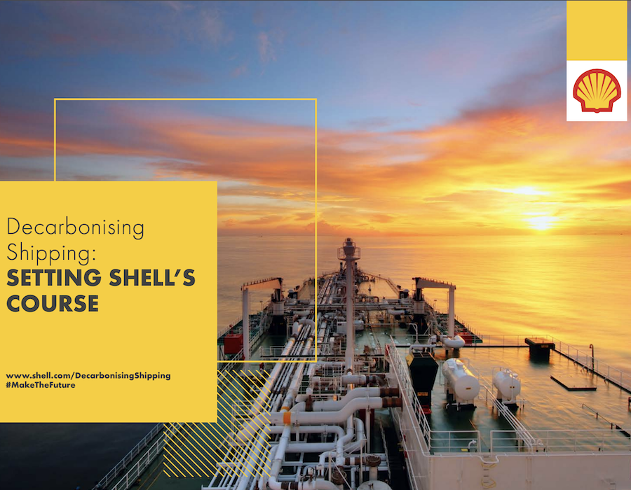 Shell outlines its path to decarbonising through hydrogen and fuel cells to power ships