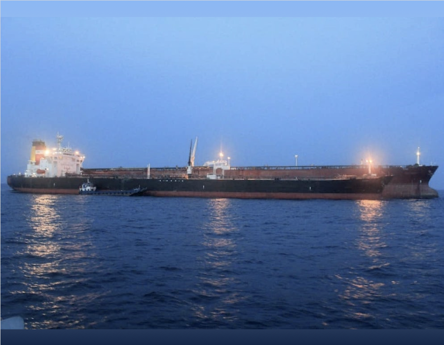 Malaysia: MMEA detains three vessels for conducting illegal ship-to-ship oil transfer