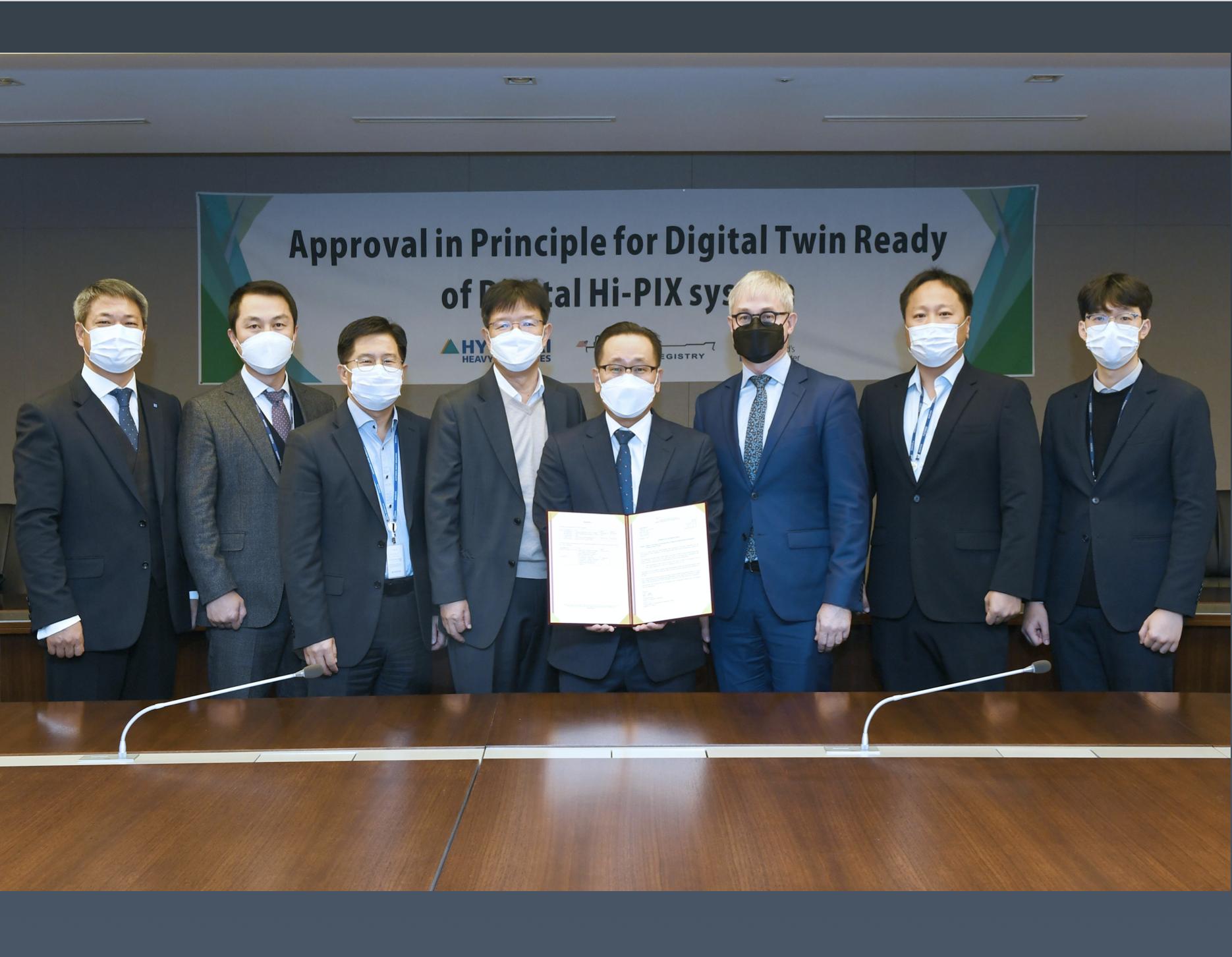 Hyundai Digital Health Management system for LNG bunker fuel tanks receives LR AiP