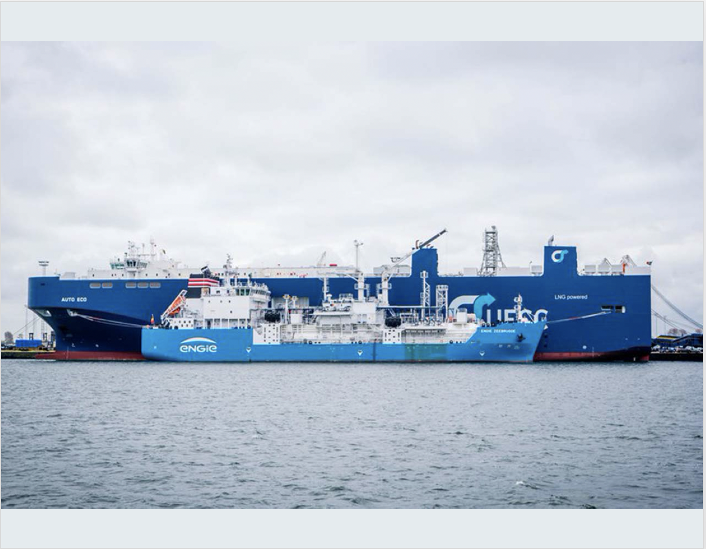 NYK assumes full control of former JV LNG bunkering company Marine LNG Zeebrugge