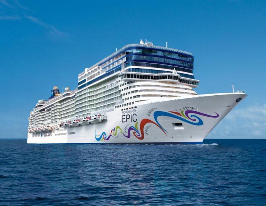 Yara Marine and Norwegian Cruise Line mark eight years of scrubber collaboration