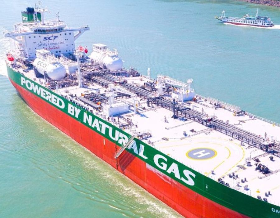 HHI and DNV GL present green tanker solutions from joint research partnership