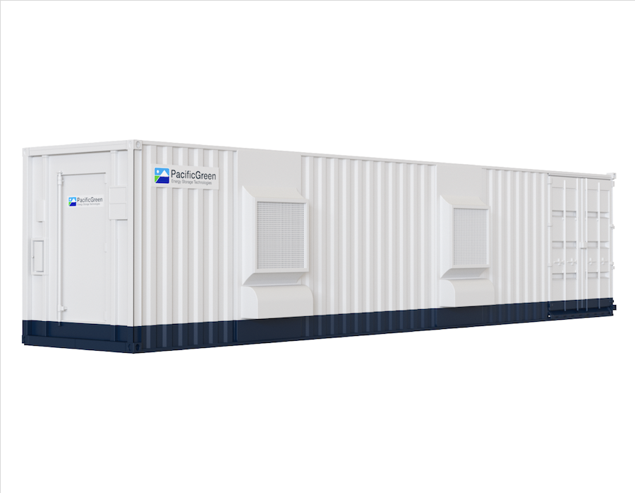 Pacific Green Technologies: Why lithium-ion battery storage is a great fit for shipping