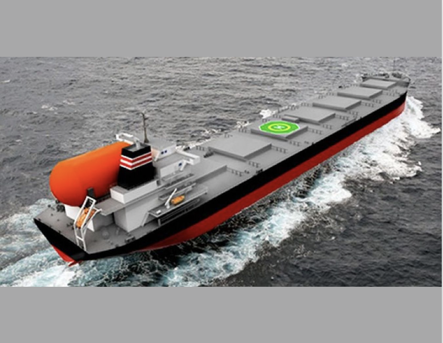 Gloryholder Liquified Gas Machinery to supply LNG bunker system to Japanese bulk carrier